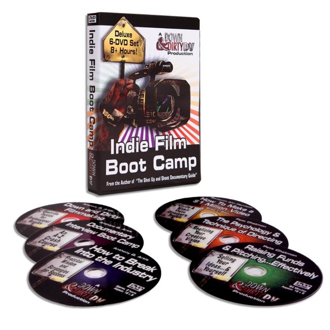 Deluxe 6-DVD Set